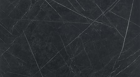 Jet Noir bathroom wall panels from the Linda Barker Collection