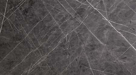 Ferro Grafite bathroom wall panel from the Linda Barker Collection