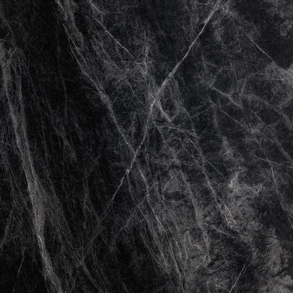 Jet Noir bathroom wall panel from the Linda Barker Collection
